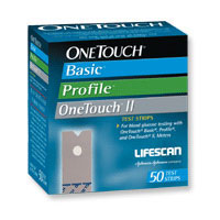 Paski testowe do glukometru ONE TOUCH [LIFESCAN]